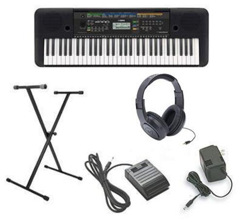 Yamaha PSR E253 Ultra Premium Keyboard Headphones