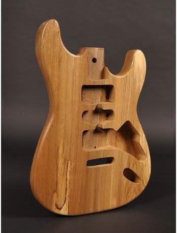 Body cuerpo Guitarra Tipo Fender Stratocaster Natural stb-60-nt ...