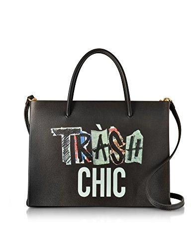 Moschino Borsa Shopping Donna A754980011555 Pelle Nero