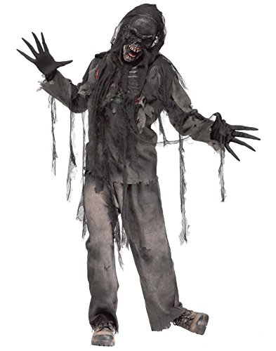 Burnt Dead Zombie Adult (Toy Costumes Ideas For Adults)