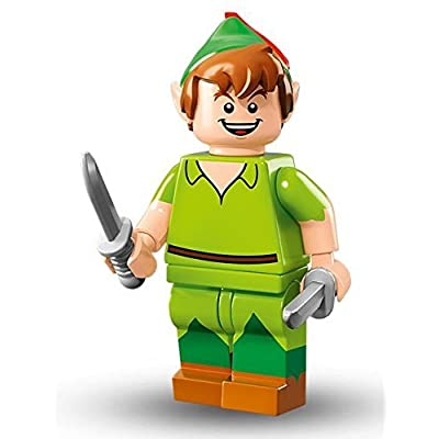 LEGO Disney Series Collectible Minifigure - Peter Pan (71012): Toys & Games