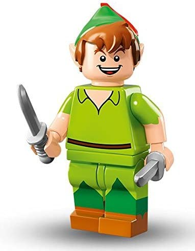 LEGO Disney Series Collectible Minifigure - Peter Pan (71012)