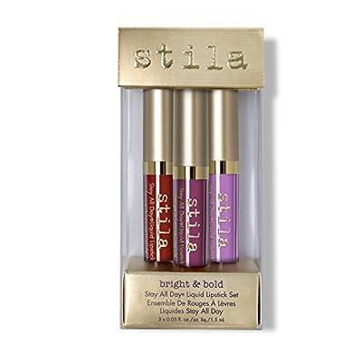 stila Bright and Bold Stay All Day Liquid Lipstick Set