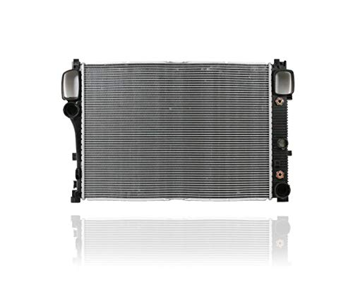 Radiator - Pacific Best Inc For/Fit 13027 07-11 Mercedes-Benz CL-Class 07-11 S450 S550 S600 S65 S63 (2008 Mercedes Benz S550 Amg For Sale)