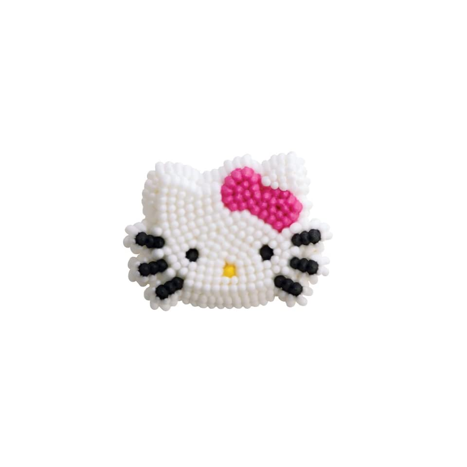 Wilton Hello Kitty Icing Decorations for Birthday Cake Cupcakes New