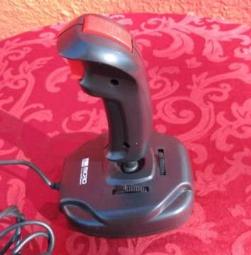 2 button - black Micro Innovations Micro Terminator s Joystick