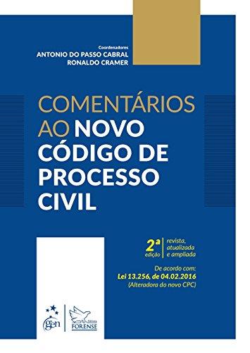Comentários ao Novo Código de Processo Civil