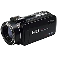SODIAL(R) Camcorder Full HD 1920x1080p Digital Video Camera 24.0 Megapixels 3.0 Inch 270 Degree Rotatable LCD HDMI Remote Control 16x Digital Zoom