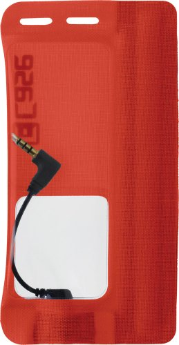 E-Case iSeries Case for Nano with Jack, Mandarin Red