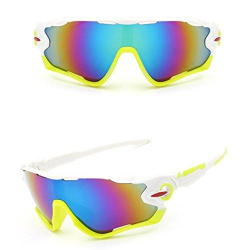 Rambly New UV400 Lens sunglasses riding glasses outdoor sports mountain bike glasses - Del Mar Costa Wholesale