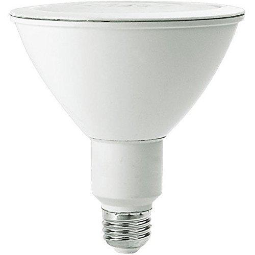 Green Creative 58116 PAR30 Flood LED Lightbulb, 3000K (Soft White), Dimmable, CRI 90, 13W, 880 lm, Energy Star, 15°