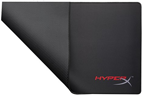HyperX FURY S - Pro Gaming Mouse Pad, Cloth Surface Optimized for Precision, Stitched Anti-Fray Edges, X-Large 900x420x4mm