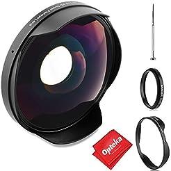 Opteka Titanium Series 0.3X HD Ultra Wid...