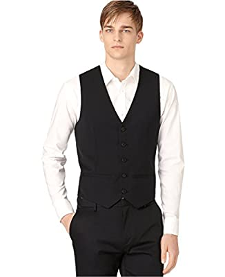 Calvin Klein Men's Core Navy Vest