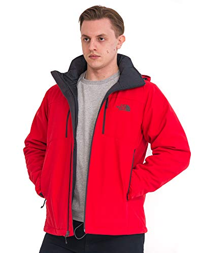 Blouson Face North Homme Red The qw1Z6