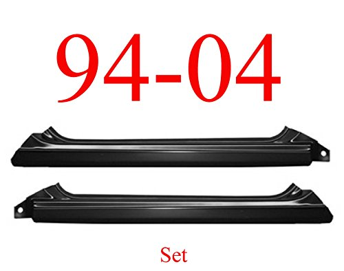 chevy s10 rocker panel - 1