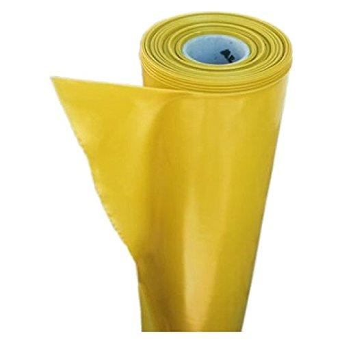 Yellow Vapour Barrier Foil 2 M X50M CE new Sd:> Film Vapour Barrier Film Vapour Barrier 100 M Eigenmarke