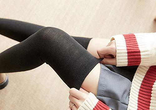 d14d44f4c3dcc LINSUNG - Bas Japonais Femme Chaussette Haute Au Dessus Du Genoux Bande  Contrasté Coton Décontracté Sport Extensible Neuf Chaussettes Longues  Japonaises: ...