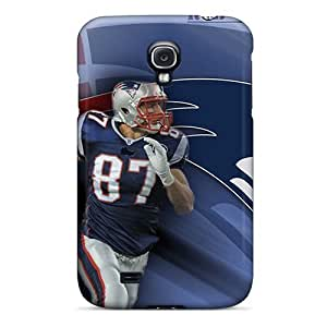 Hot XaB1183crBf New England Patriots Tpu Case Cover Compatible With For Samsung Galaxy Note 4 Cover