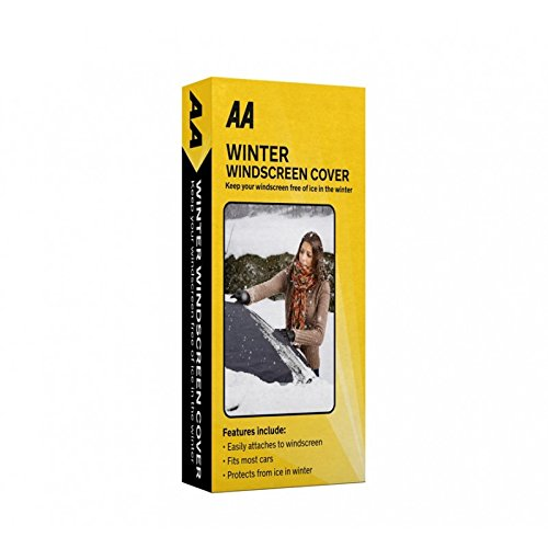 AA Car Essential - Winter Windscreen Cover DSL