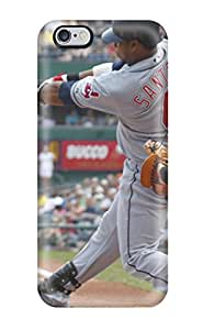 Snap-on Cleveland Indians Case Cover Skin Compatible With Iphone 6 Plus