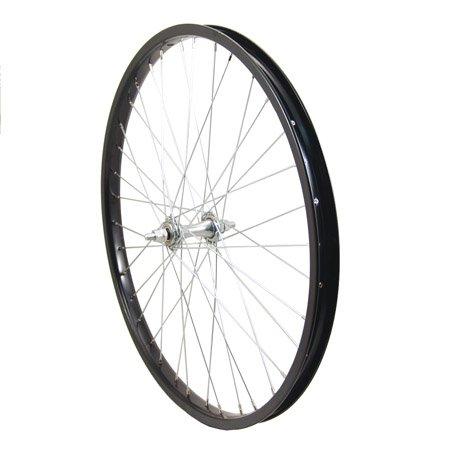 Sta-Tru Rear Wheel 700x25 Open Sport 5600 8/9/10 Speed Quick Release Black