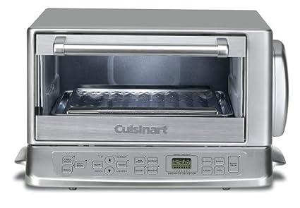 Amazoncom Cuisinart TOB195 Exact Heat Toaster Oven Broiler