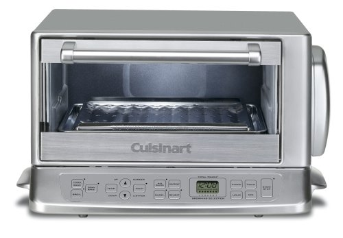 Cuisinart TOB-195 Exact Heat Toaster Oven Broiler, Stainless (Toaster Oven With Broiler compare prices)