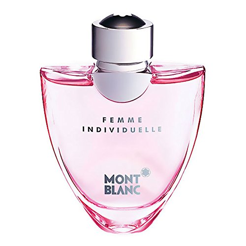 Mont Blanc Individuelle per Donna Cofanetto - 75 ml Eau de Toilette Spray + 100 ml Latte Corpo + 100 ml Gel Doccia