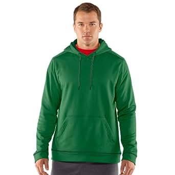 Under Armour Men's UA Tech Fleece Pullover Hoody (Kelly Green) 3X-Large