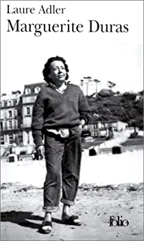 Marguerite Duras (Biographie) par Adler