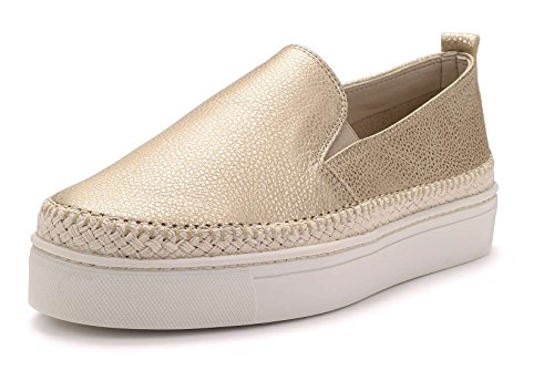 Femme Sneaker Or Gluglu The Slip On Flexx Wqn0AP4z