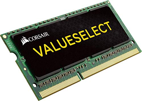 Corsair 4GB DDR3 1600 MHz Laptop Memory 1.5V