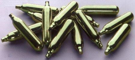 - Daisy 990584-600 12 Grain 584 CO2 Cylinders, 400 Count