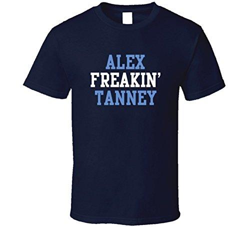 Alex Freakin' Tanney Tennessee Football Player Cool Fan T Shirt XL Navy