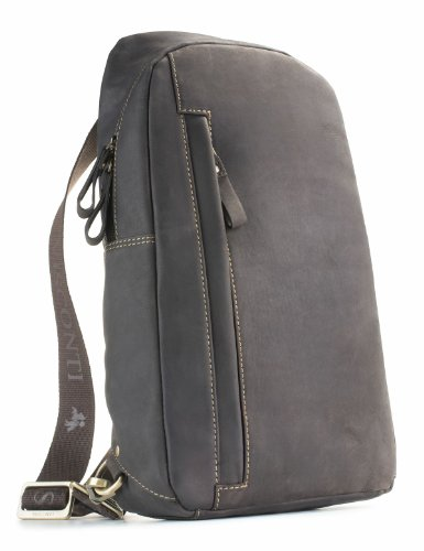Visconti 16132 Sling Backpack Brown One Size