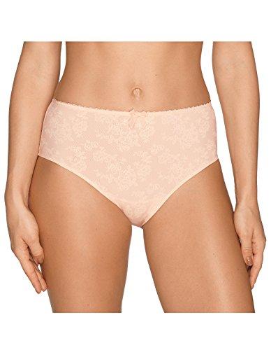 Prima Donna 0562653 Women's Divine Venus Pale Pink Floral Full Panty 3XLge