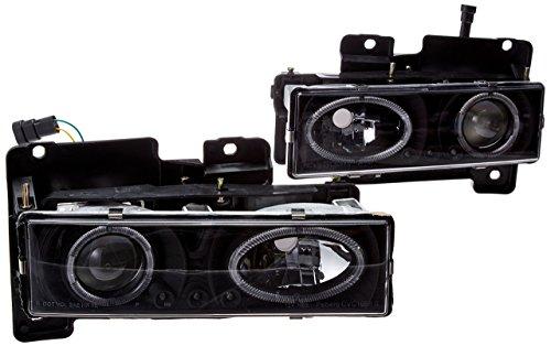 Spec D Tuning LHP C1088JM RS Silverado Headlights