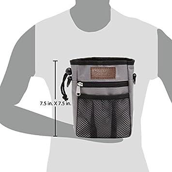 Friends Forever Bolsa de Entrenamiento para Perro, de Nailon Resistente, dispensador de Bolsas de Basura para Mascotas: Amazon.es: Productos para mascotas