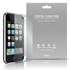 elago Crystal Clear Screen Film for iPhone 3G/3GS