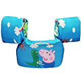 CONHENCI Swim Aid Vest Trainer Life Jacket Floaties for Toddlers(George)