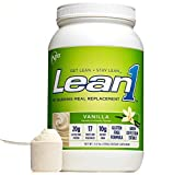 Best Lean Proteins - Nutrition 53 Lean 1 Vanilla, Lactose Free Protein Review