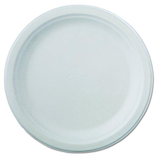 "Chinet VAPOR 9-3/4"" Diameter, Classic White Premium Strength Paper Plate (4 Packs of 125)"