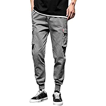 Amazon.com: YKARITIANNA Mens New Fashion Casual Cotton ...