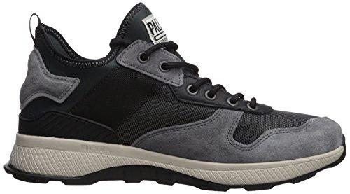 Palladium Heren Bijl Eon Leger Runner Sneaker Grijs