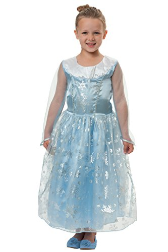 Jason Party Girls' Princess Dress 4-6 years (Jason Fancy Dress)