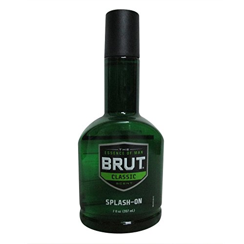 BRUT Splash-On Classic Scent 7 oz (Pack of 4)