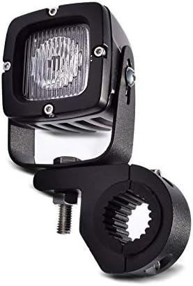 Motorrad Zusatzscheinwerfer ZS16 f/ür Yamaha XT 1200 Z Super Tenere Kabelbaum XT 660 R//X LED Lumitecs 9-32V 30 Watt inkl
