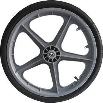 Amazon.com: Ironton 20.0 in. Rueda neumática de plástico ...
