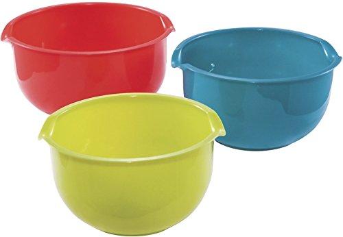 KitchenWorthy Mixing Bowl Set 3-pieces from KitchenWorthy